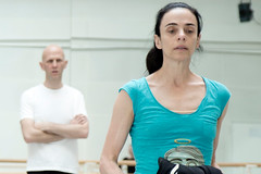 'I dive in': Alessandra Ferri and her return to the Royal Opera House stage in Wayne McGregor's Woolf Works