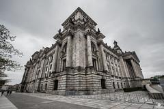 Reichstag (FOXTROT|ROMEO) Tags: street city building berlin canon germany deutschland eos hauptstadt reichstag stadt hdr ger weitwinkel 70d eos70d