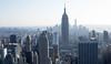 Manhattan (Kinseri) Tags: newyork topoftherock empirestatebuliding totr