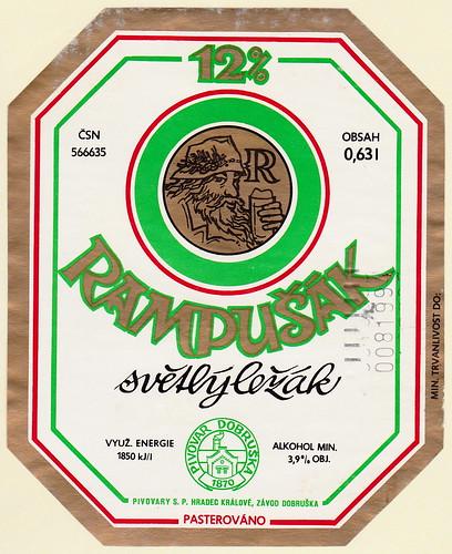 Rampušák 12°, Dobruška 1994