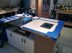 Larry Boyer Table Saw Project