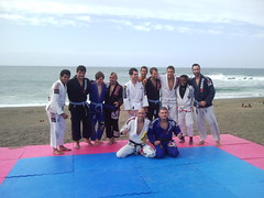 Entreno Libre en la Playa de Azkorri en Getxo 15-08-2012 Equipo Team jucao Cleyton Bastos