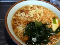 Soba topped with deep-fried flou from Monju @ Asakusa (Fuyuhiko) Tags: from with soba asakusa flou topped deepfried      monju