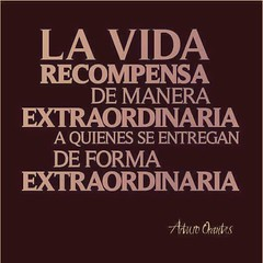 vive de una forma extraordinaria (ad.enriquezalcantara) Tags: marketing map network coaching frases empresas xango liderazgo exito