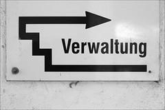 direct way (loop_oh) Tags: sign germany way deutschland hessen frankfurt main bank direction schild arrow frankfurtammain frankfurtmain roemer weg metropole römer hesse mainhattan pfeil eintracht verwaltung frankfurtam mainkai