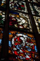 Ritter aus Glas (-BigM-) Tags: church window st germany bayern deutschland photography fotografie fenster kirche knight franken coloured lorenz nrnberg sankt ritter wappen pegnitz bigm buntglas