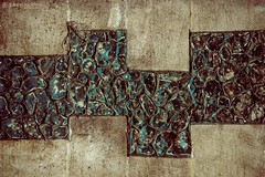 143/365 Medieval Hopscotch (Juliana Lauletta) Tags: london texture church wall 365 southwarkcathedral project365 365days 365project julianalauletta