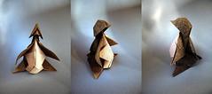 Pingino - Graciela Vicente (Rui.Roda) Tags: penguin origami vicente papiroflexia graciela pinguim manchot pingino papierfalten