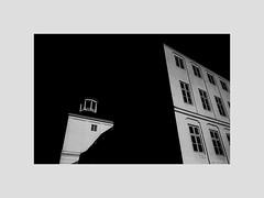 Last year... A Castle... (l1ze) Tags: leica summer blackandwhite bw castle denmark blackwhite 28mm dk syd danmark monocrome jutland jylland blackandwhitephoto blackandwhitephotos leicam leicam9p l1ze lennartjoern