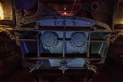 HMS Caroline 2016 - Engine Rooms (dareangel_2000) Tags: heritage history vintage photography interesting wwi navy belfast retro maritime worldwarone northernireland local battleship naval cruiser worldwar jutland refurbished coantrim hmscaroline dariacasement jutland100