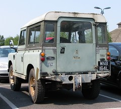 WNB 164L (3) (Nivek.Old.Gold) Tags: 3 hardtop rover land fairey series 88 1972 overdrive 2800cc