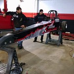 "Custom Dragster wrap for Kruse Kustoms <a style=""margin-left:10px; font-size:0.8em;"" href=""http://www.flickr.com/photos/99185451@N05/26901245684/"" target=""_blank"">@flickr</a>"