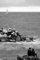 (joestammer) Tags: sea italy italia mare cinqueterre manarola