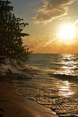 Cayo Coco 093 (BGS Fotografia) Tags: travel sunset sea sun sol beach beautiful clouds atardecer mar sand cuba playa arena viajes nubes caribe caribean cayococo