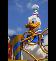 Donald Duck - Move It Shake It Dance & Play It Street Party (J.L. Ramsaur Photography) Tags: portrait sky clouds photography photo nikon florida bluesky pic disney donald parade disneyworld photograph portraiture thesouth orangecounty waltdisneyworld magical donaldduck magickingdom waltdisney whiteclouds centralflorida beautifulsky happiestplaceonearth 2016 imagineering disneycharacter portraitphotography lakebuenavistafl deepbluesky waltdisneyworldresort skyabove wheredreamscometrue ibeauty allskyandclouds tennesseephotographer southernphotography screamofthephotographer jlrphotography photographyforgod disneysmagickingdom d7200 mickeysbestfriend disneyportrait engineerswithcameras jlramsaurphotography nikond7200 moveitshakeitdanceplayitstreetparty donaldfantleroyduck mickeymousesbestfriend