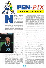 Tottenham Hotspur vs Norwich City - 1992 - Page 28 (The Sky Strikers) Tags: road city white cup spurs one official lane norwich hart to pound league tottenham wembley fifty programme hotspur rumbelows