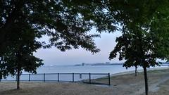 0717162009a_HDR (Michael C. Meyer) Tags: castle island boston ma carson beach southie south dusk