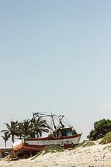 Shore Boat (www.ricardosilvestre.com) Tags: beach peru boat shore mncora