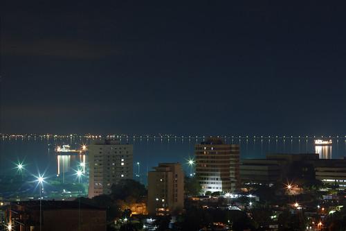 Maracaibo nocturna