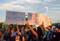 IMG_1669 (Becker1999) Tags: dnc philadelphia democraticconvenion protest bernie bernieorbust democracy 2016 rollcall vote wellsfargo wellsfargocenter