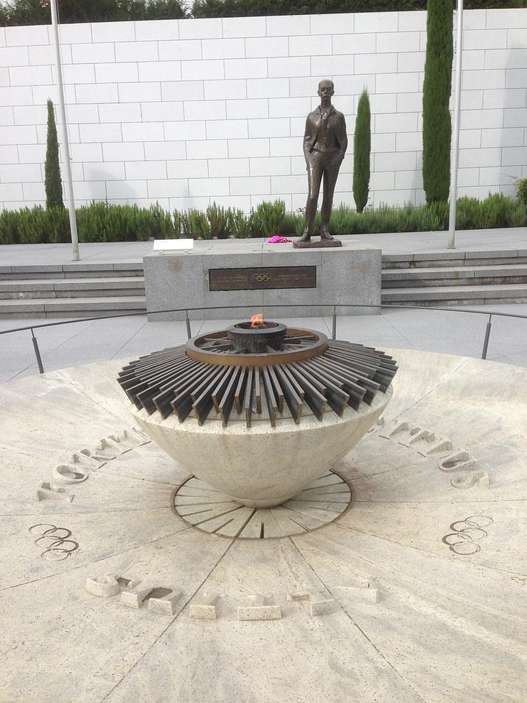 Museu Olímpico em Lausanne 12