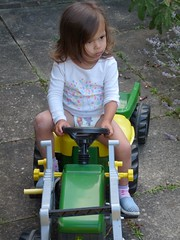 Robyn Riding (Peter Ashton aka peamasher) Tags: child children grandchild granddaughter robyn