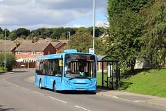 Nottingham City Transport 387 (Ash Hammond) Tags: nottinghamcitytransport alexanderdennisenviro200 387 yx63lje