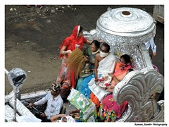 Procession of Jain festival (Raman_Rambo) Tags: festival festivals festivities jain celebration celebrations paryushan priest fast fasting mahavir portrait photography raman ramansharma ramansharmadombivli dombivli dombivali dombivlikar mumbai maharashtra india indian