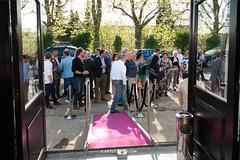 LeFormidable_A23_6934 (Dutch Design Photography) Tags: voyage party water boot mark reis event le breda maiden eerste netwerk zakelijk doop schip rivier varen formidable wethouder evenement koningsdag