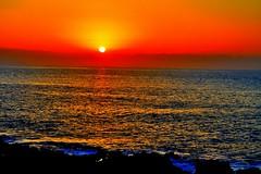 Sunset Teneriffe