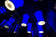 97/365 (Csibyy) Tags: blue sky design interior lamps 3652015