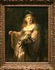 Saskia in Arcadian Costume, 1635 (pefkosmad) Tags: uk portrait art museum painting scotland artist gallery glasgow wife rembrandt saskia kelvingrove oldmaster kelvingroveartgallerymuseum