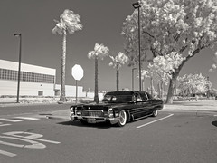 black cadillac series75
