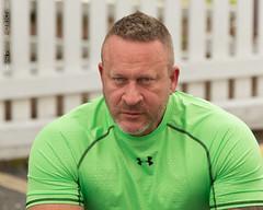 Green Muscle... (Octane Photo) Tags: bear beards facialhair bearpride