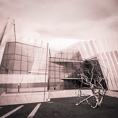 Broad Museum (Dick Ellis) Tags: triptychs 45x45240