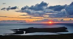 St Ninian's Isle IMG_1805 (Ronnierob) Tags: sunset foula stniniansisle shetlandisles