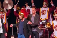 2015_Lindsey_Buckingham_0194 (bchua_90007) Tags: band marching usc lindsey trojan buckingham auditorium tusk 2015 bovard