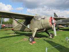 58-2062 Midland Air Museum 19 April 2015 (ACW367) Tags: beaver coventry usarmy midlandairmuseum dehavillandcanada u6a 582062