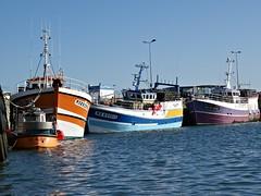 Bateaux  Roscoff (JMVerco) Tags: sea mer port mare harbour bretagne porto sailsevenseas