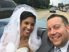 CONGRATS to our friend over at Cohab John Grindley and his amazingly awesome bride Krystle Beauchamp for tying the knot! L'Chaim from Team Louisiana StartUp Prize!