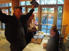 Anne Enright in Conversation with Fintan O'Toole (Princeton Public Library, NJ) Tags: irish nj author irishtimes anneenright fintanotoole wwnorton njlibraries princetonpubliclibraryprinceton