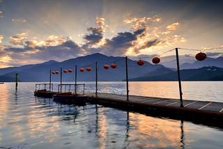 日月潭蔣公碼頭 Sun Moon Lake