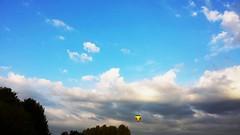 Wir lieben Lebensmittel^^ (Duc-Dalton) Tags: sky balloon heisluftballon hotairballoon lebensmittel