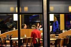 Fast food worker (Blue MauMau) Tags: nightphotography photography employment labor working hiring job chickfila recruitment qsr fastfoodworker restaurantjob