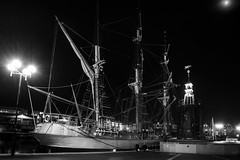 Kaskelot ship, Bristol (technodean2000) Tags: 1948 by night bristol during one for was islands j boat is wooden support nikon ship ships royal vessel east company coastal trading greenland danish remote 1960s supplies worked commission carry built largest faroe barque the remaining settlements fisheries d610 kaskelot threemasted ringandersen