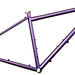 Gunnar Fastlane Custom in Starlight Purple with DI2 Routing
