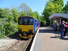 150102 Calstock (Marky7890) Tags: station train cornwall railway calstock gwr sprinter dmu fgw class150 150102 2g74