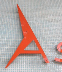A is for Astro (hmdavid) Tags: california motel astro lettering pasadena script googie midcentury a