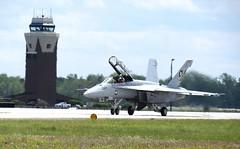 US Navy F/A-18F Superhornet 247 Demo (B29tim) Tags: show new demo us power air navy nj pines jersey usaf dix mcguire lakehurst 247 superhornet fa18f