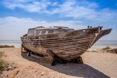 Salton Sea (3) (danielwei1) Tags: county hot abandoned beach boat desert riverside valley empire bombay coachella inland saltonsea depressing